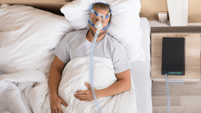 Obstructive Sleep Apnoea Syndrome: Continuous Positive Airway Pressure Therapy for Prevention of Cardiovascular Risk