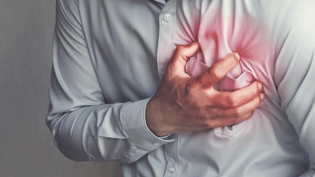 A Rare Cardiac Neoplasm Presenting as a Chest Pain