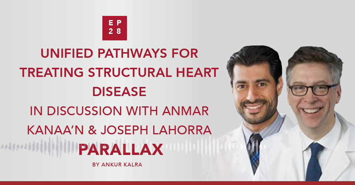 Unified pathways for treating structural heart disease