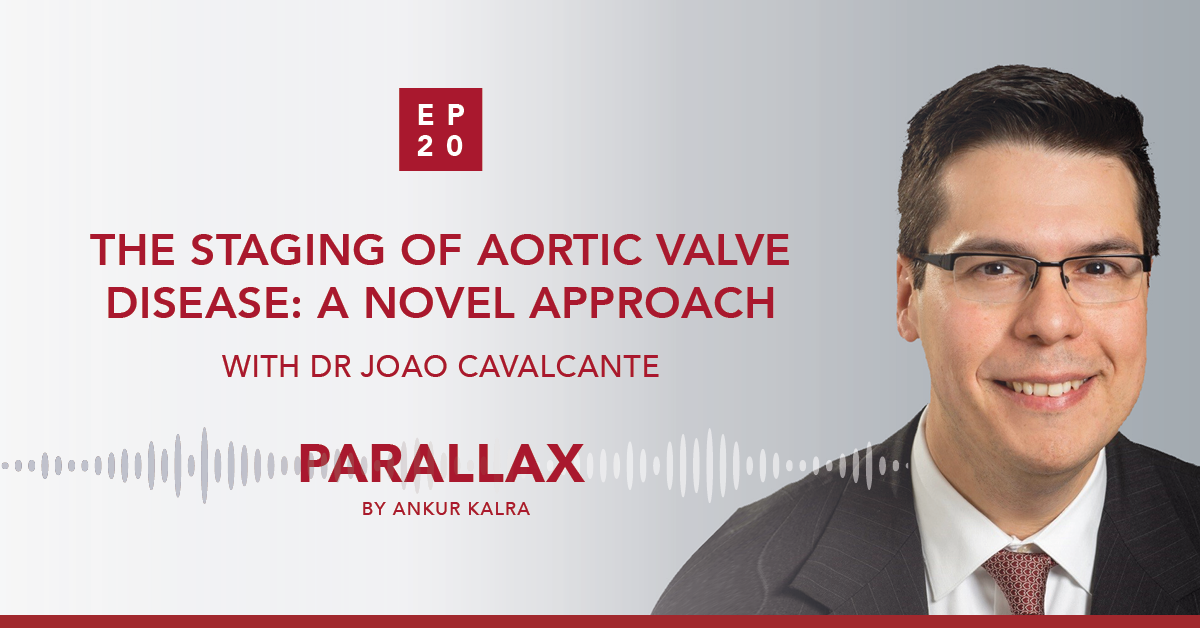 Staging Of Aortic Valve Disease: A Novel Approach