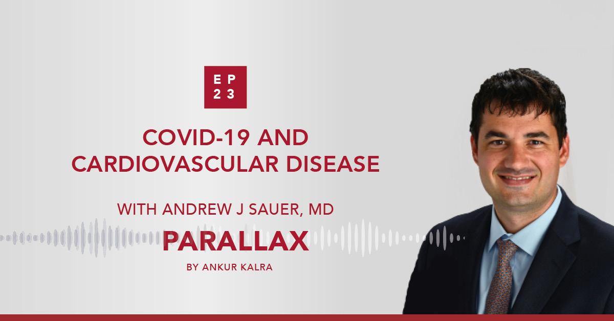 23: COVID-19 And Cardiovascular Disease