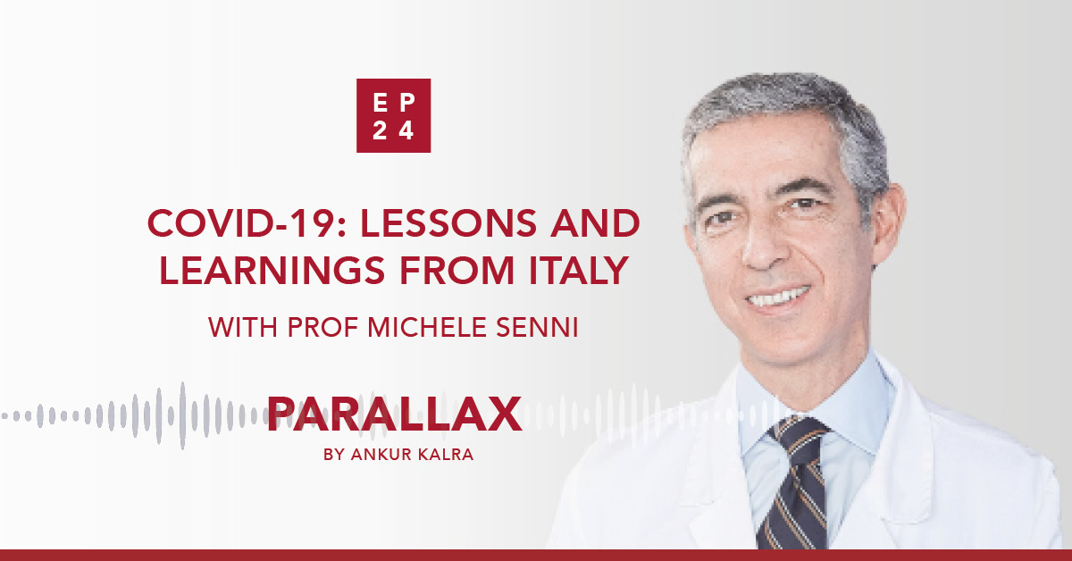 COVID-19 Lessons Learnings From Italy