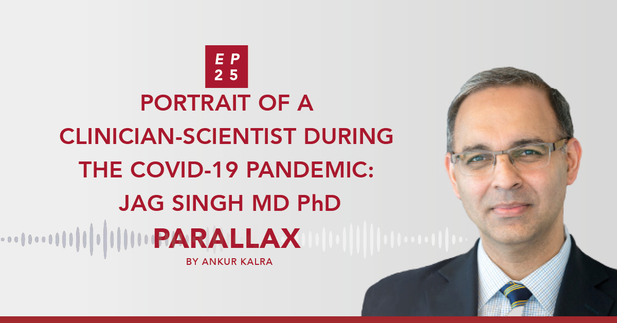 Clinician-Scientist During The COVID-19 Pandemic