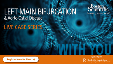 Left Main Bifurcation Live Case #4: Lesion Preparation
