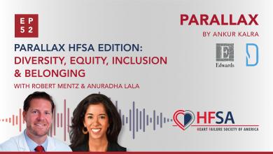 Parallax HFSA Edition: Diversity, Equity, Inclusion & Belonging with Robert Mentz & Anuradha Lala