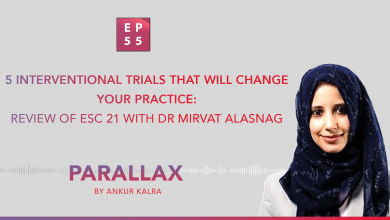 EP 55: 5 Interventional trials that will change your practice: Review of ESC 21 with Dr Mirvat Alasnag