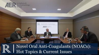Roundtable Discussion: Novel Oral Anti-Coagulants (NOACs)