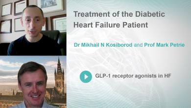 Treatment of the Diabetic Heart Failure Patient