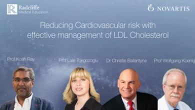 Reducing Cardiovascular Risk With Effective Management Of LDL Cholesterol - A  Round Table Discussion