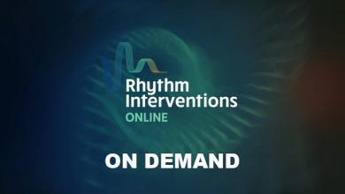 Rhythm Interventions Online 2020 - On Demand