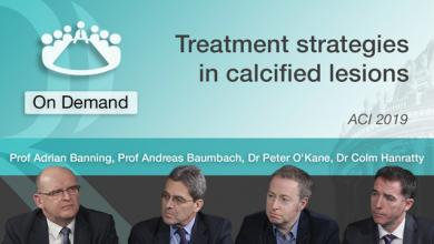 Roundtable Discussion: Treatment Strategies in Calcified Lesions - ACI 2019