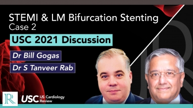 Case Discussions: STEMI & LM Bifurcation Stenting