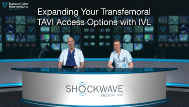 Expanding Your Transfemoral TAVI Access Options with IVL