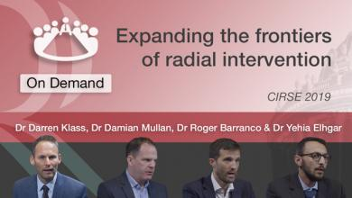 Expanding the Frontiers of Radial Intervention