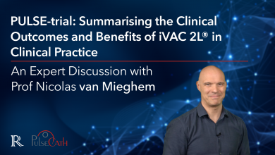 PULSE-trial: Summarising the clinical outcomes and benefits of iVAC 2L in Clinical Practice