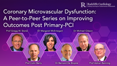 Coronary Microvascular Dysfunction: A Peer-to-Peer Series on Improving Outcomes Post Primary-PCI