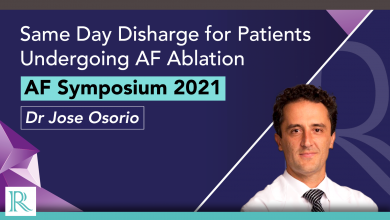 AF Symposium 2021: Same Day Discharge for Patients Undergoing AF Ablation