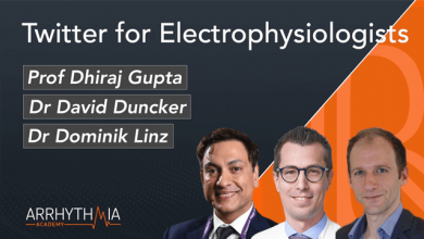 Twitter for Electrophysiologists