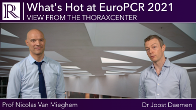 View from the Thoraxcenter – What's Hot at EuroPCR 2021