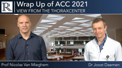 View From the Thoraxcenter: Wrap Up of ACC 2021