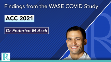 ACC 2021: Findings from the WASE COVID Study