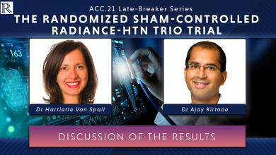 ACC 21 Discussion: The RADIANCE-HTN TRIO Trial
