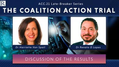 ACC 2021 Discussion: The Coalition ACTION Trial