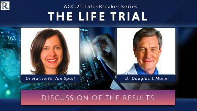 ACC 2021 Discussion: The LIFE Trial