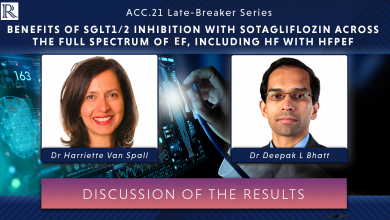 ACC 2021 Discussion: Benefits of SGLT1/2 Inhibition Across the Full Spectrum of EF, Including HFpEF