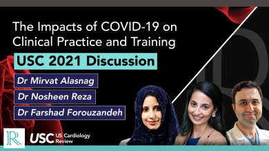 USC 2021 Discussion: The Impacts of COVID-19 on Clinical Practice and Training