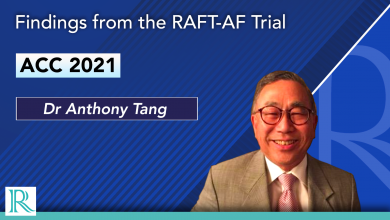 ACC 2021: Findings from the RAFT-AF Trial