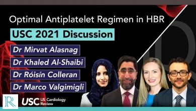 USC 2021 Discussion: Optimal Antiplatelet Regimen in High Bleeding Risk