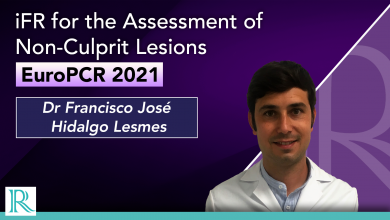EuroPCR 2021: iFR for the Assessment of Non-culprit Lesions