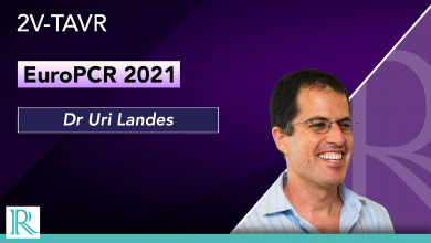 EuroPCR 21: Findings from the 2V-TAVR Study