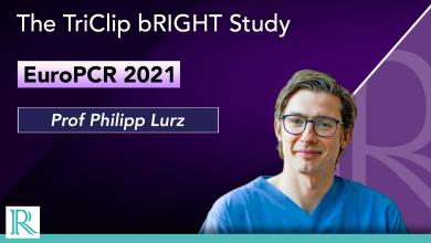 EuroPCR 2021: The TriClip bRIGHT Study