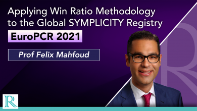 EuroPCR 2021: Applying Win Ratio Methodology to the Global SYMPLICITY Registry