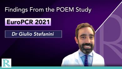 EuroPCR 2021: Findings From the POEM Study