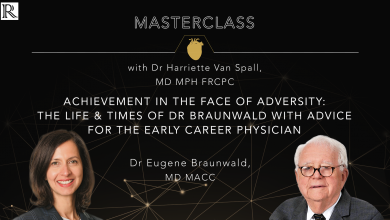 Masterclass on Achievement in the Face of Adversity with Dr Eugene Braunwald