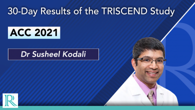 ACC 2021: 30-day Results of the TRISCEND Study
