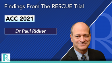 ACC 2021: Findings From the RESCUE Trial