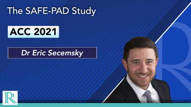 ACC 2021: The SAFE-PAD Study