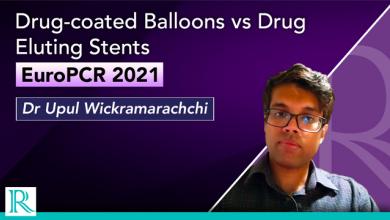 EuroPCR 2021: Drug-coated Balloons vs Drug Eluting Stents
