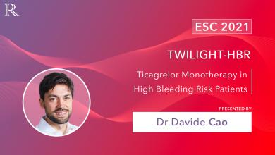 TWILIGHT-HBR: Ticagrelor Monotherapy in HBR Patients Undergoing PCI