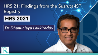 HRS 2021: Findings from the Susruta-IST Registry