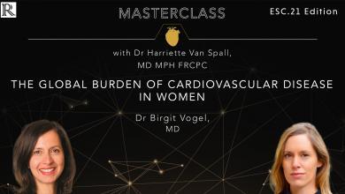 Masterclass on The Global Burden of CV Disease in Women