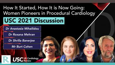 USC 2021 Discussion: Women Pioneers in Procedural Cardiology