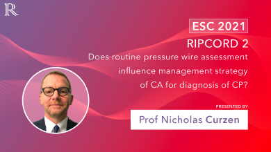 RIPCORD 2: FFR During Angiography Did Not Improve Patient Outcomes