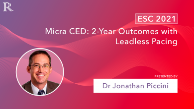 Micra CED: 2-Year Outcomes with Leadless Pacing