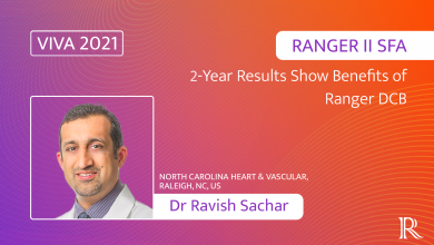 RANGER II SFA: 2-Year Results Show Benefits of Ranger DCB