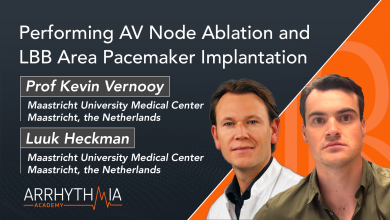 Performing AV Node Ablation and Left Bundle Branch Area Pacemaker Implantation in a Single Procedure